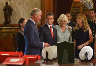 Se realizará en 2015 Año Dual México – Reino Unido