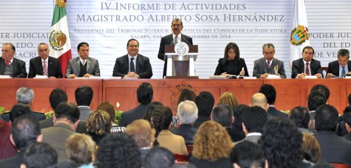 Nuevo sistema penal acusatorio debe dar respuesta a la criminalidad: Sosa Hernández