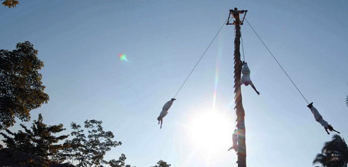 Proceso de salvaguardia de la Ceremonia Ritual de Voladores, presente en foro internacional