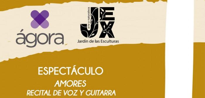 Presentará el Ágora de la Ciudad recital de voz y guitarra, este martes