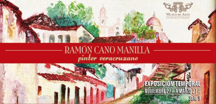 Rinden homenaje al muralista veracruzano Ramón Cano Manilla