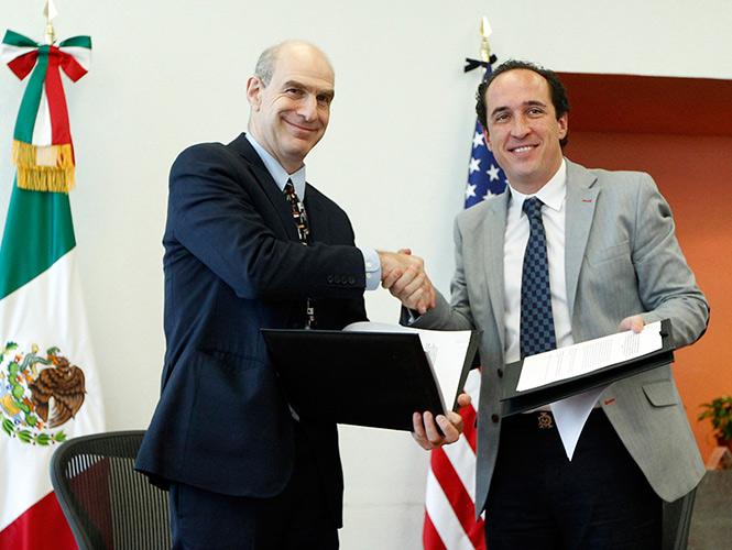 EU y México buscan frenar migración de CA con cooperación triangular