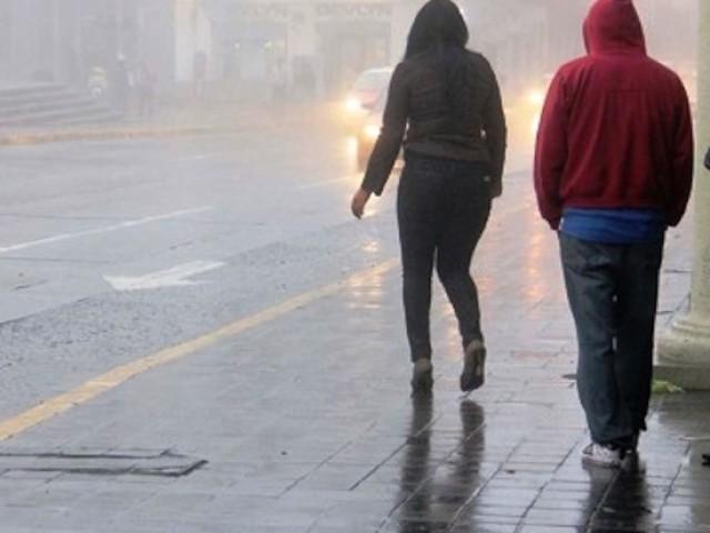 Frente Frío 12 continuará provocando lluvias, bajas temperaturas y viento del Norte: PC