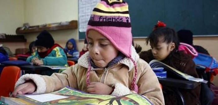 Aplicarán escuelas de Educación Básica corrimiento de horario durante el invierno