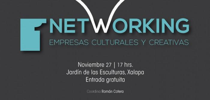 Invita IVEC a Networking de Empresas Culturales y Creativas, en el Jardín de las Esculturas