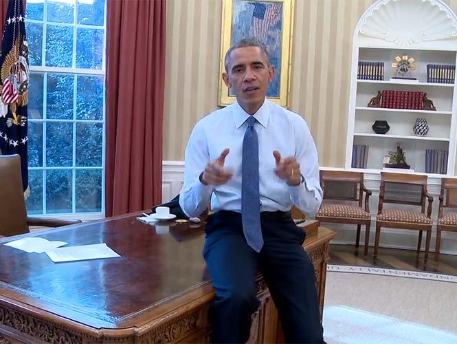 Cadenas de televisión de EU no transmitirán el mensaje sobre migración de Obama