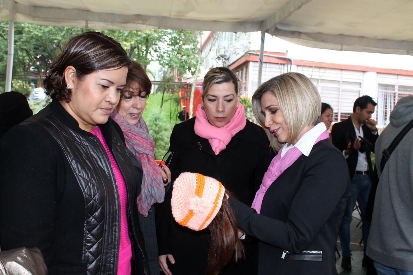 Inicia campaña de donación de cabello para pacientes en tratamiento del INEO