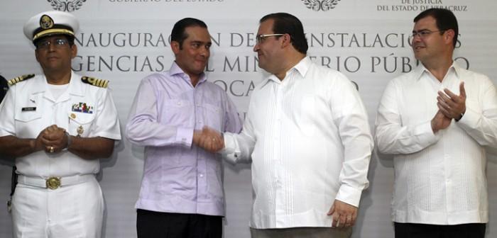 En Veracruz, una procuración de justicia que responde a la sociedad: Javier Duarte
