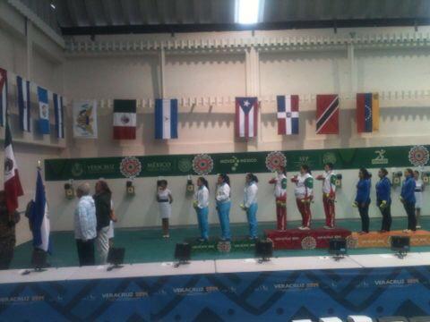 Selección Mexicana de Tiro Deportivo se lleva otra medalla de oro