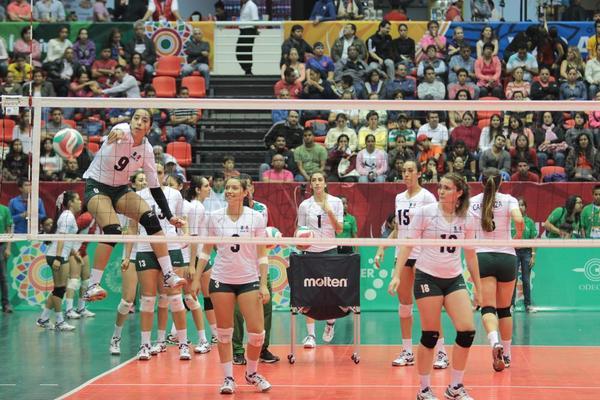 Cuarto lugar para la Selección Mexicana Femenil de Voleibol