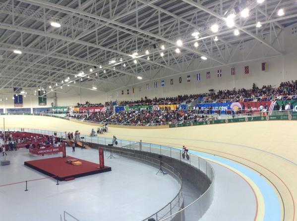 Gran ambiente en estadios y centros deportivos durante competencias de Centroamericanos y del Caribe