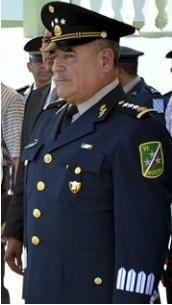General Martín Cordero Luqueño, nuevo comandante de la VI Región Militar
