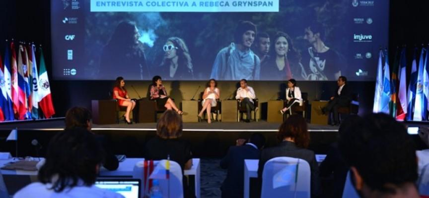 Concluye el Encuentro Iberoamericano de la Juventud