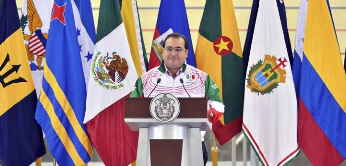 Con los mejores Juegos Centroamericanos, Veracruz cumplió la palabra empeñada: Javier Duarte