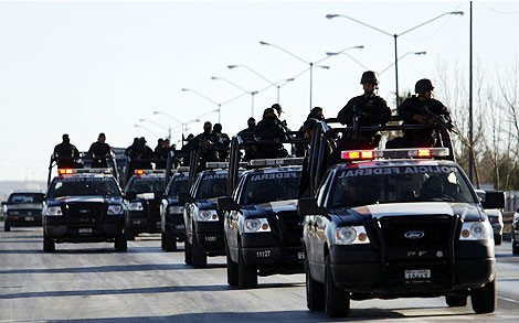 Policía Federal realiza operativos para prevenir accidentes