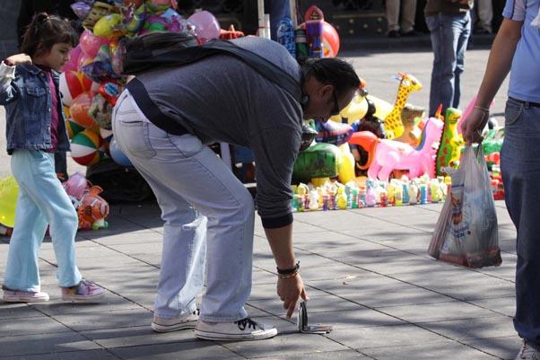 Xalapeños prefieren no hacer bromas este Día de los Santos Inocentes