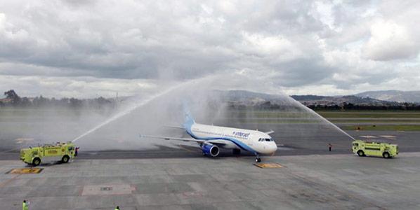 Supervisa Profeco aerolíneas en la terminal aérea de Veracruz