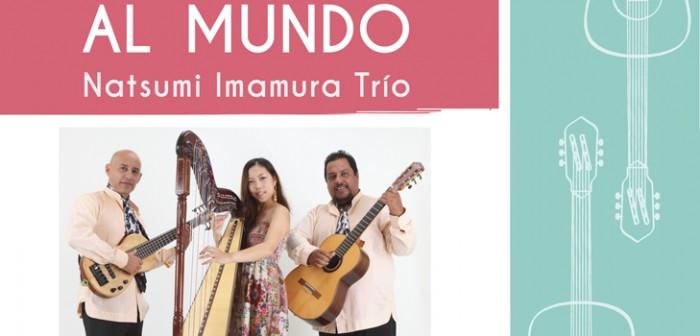 Presenta IVEC nuevo disco de Natsumi Imamura Trío, en el Teatro del Estado