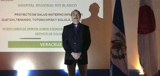 Participa Secretaría de Salud en Proyecto de Salud Materna Infantil en Guatemala