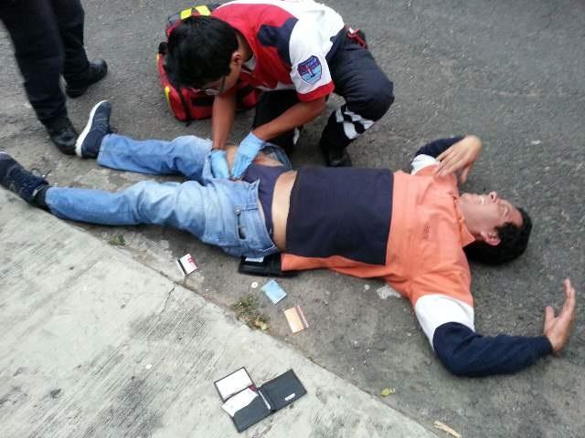 Policía frustra asalto en restaurante de Veracruz