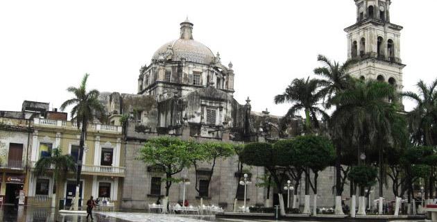 Con rally difunden la historia de Veracruz