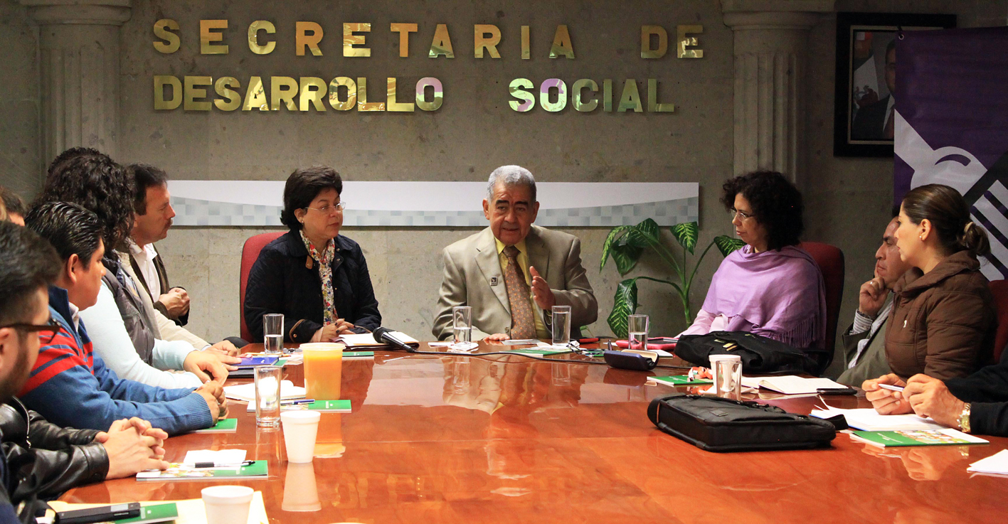 Unen esfuerzos Sedesol Veracruz y la Cruzada Nacional contra el Hambre
