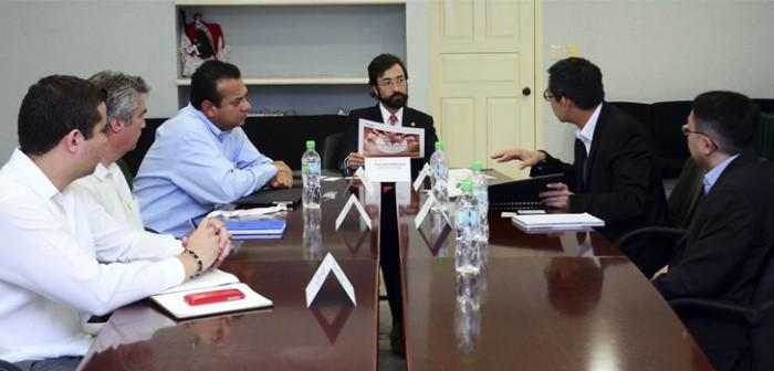 Los puertos de Veracruz, Tuxpan y Coatzacoalcos formarán el centro logístico más importante de México: Sedecop