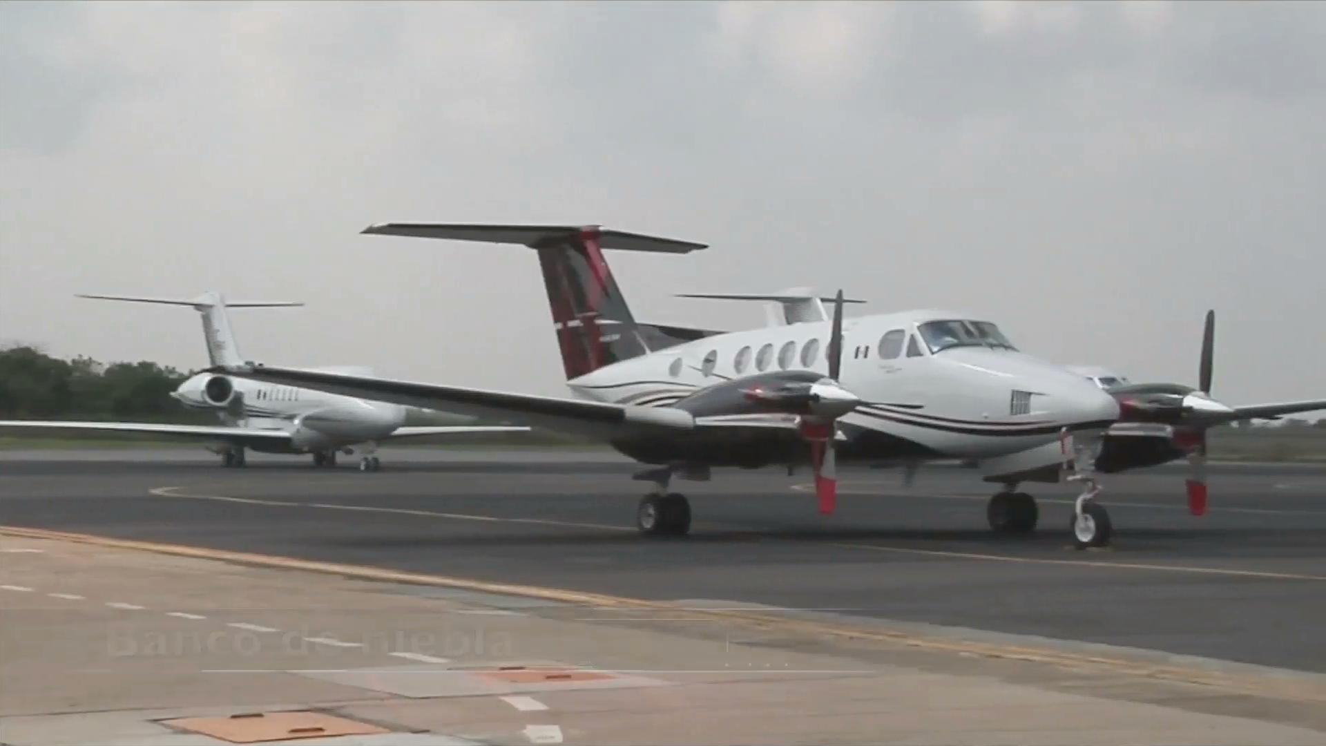 Banco de niebla provoca cancelación de dos vuelos en el Aeropuerto de Canticas