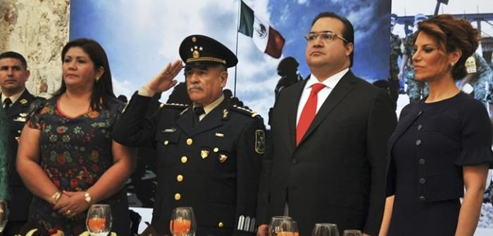 Desde Veracruz, México construye la paz: Javier Duarte