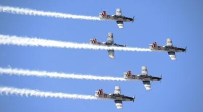 Con honor y lealtad La Fuerza Aérea Mexicana protege a los mexicanos