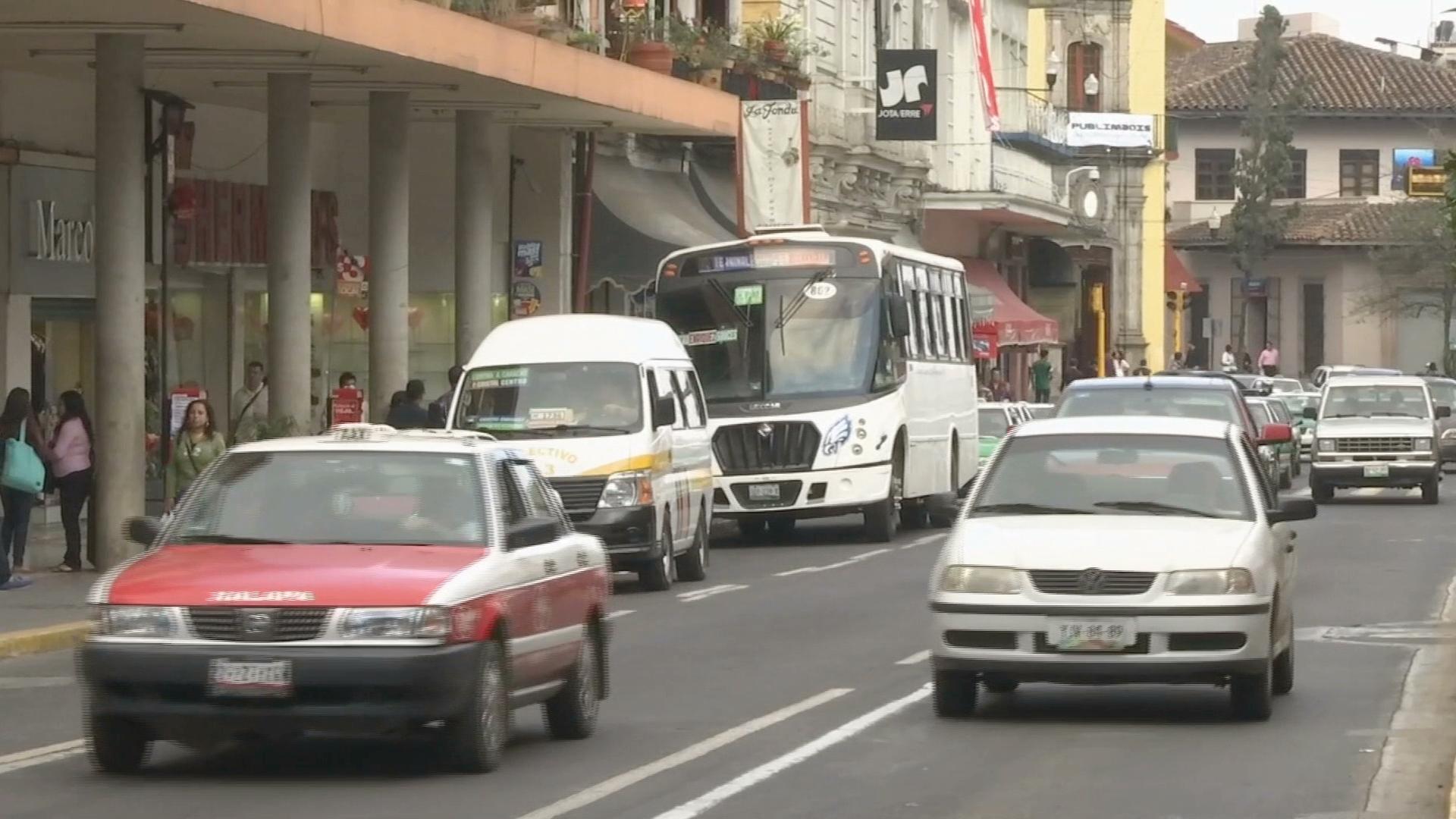 Plan de Movilidad en Xalapa contempla repavimentación y señalética