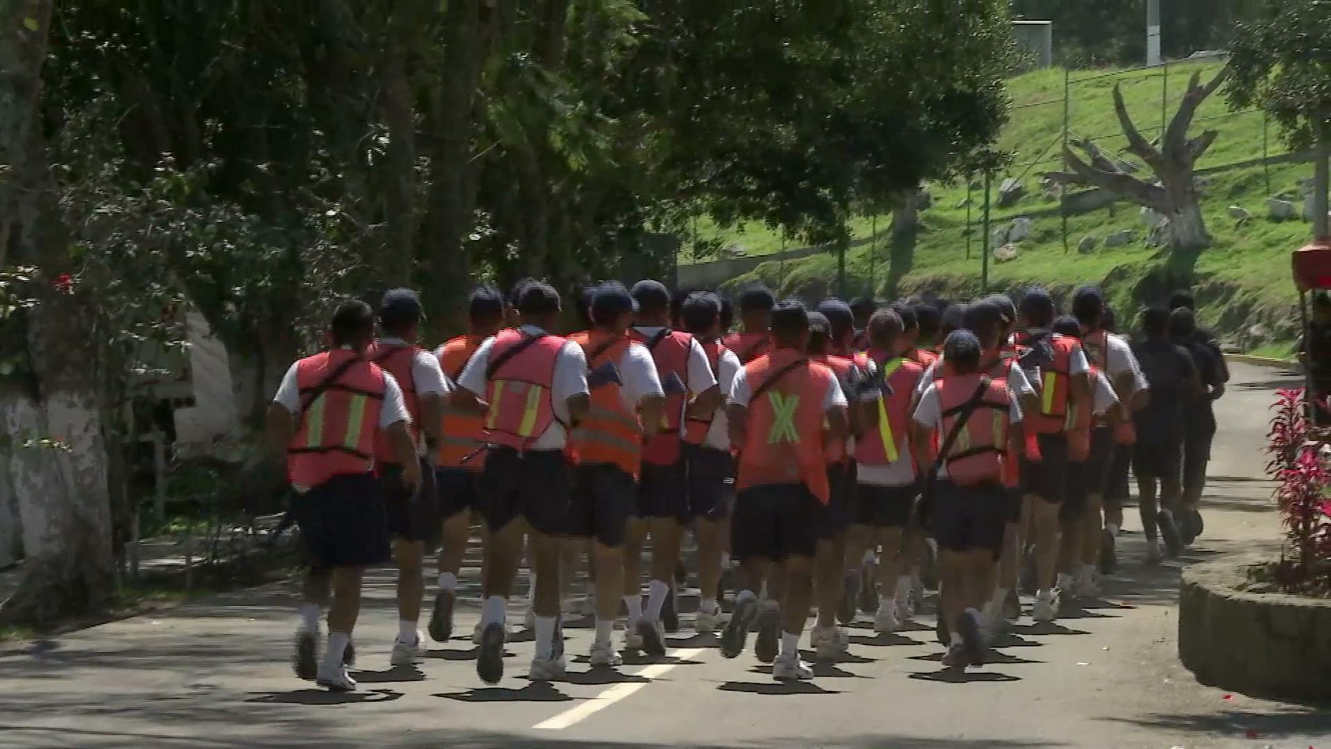 Realizarán en Veracruz la Olimpiada Nacional de Policías