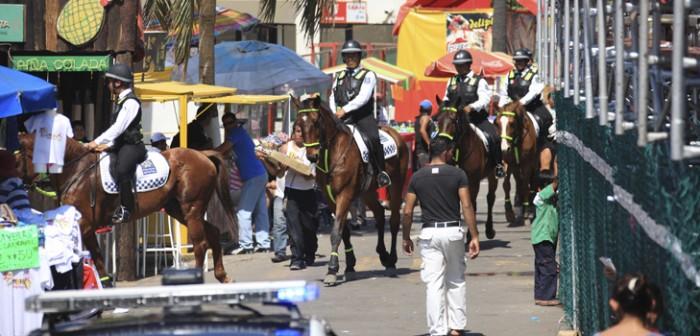 Desplegado, operativo de seguridad por Carnaval: Bermúdez Zurita
