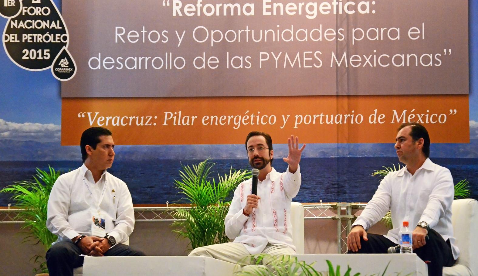 Con la Reforma Energética, Veracruz se consolidará como la capital energética de México: Sedecop