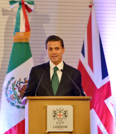 México un destino confiable para la inversión extranjera