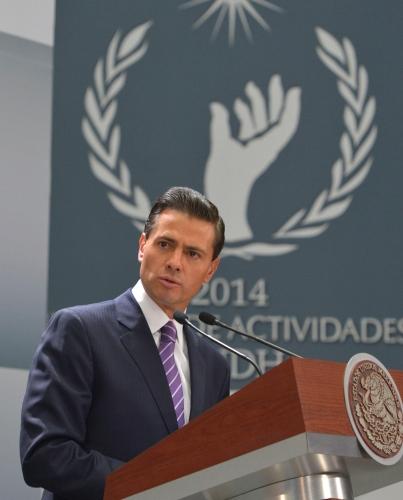 Tortura práctica inhumana absolutamente inaceptable: Peña Nieto