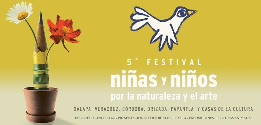 Gran cierre del 5º Festival Niñas y Niños por la Naturaleza y el Arte