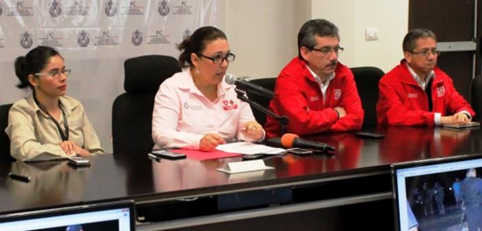Se han atendido 14 municipios afectados por Frente Frío 43: PC