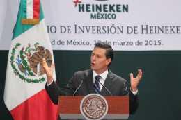 México confiable para inversiones: EPN