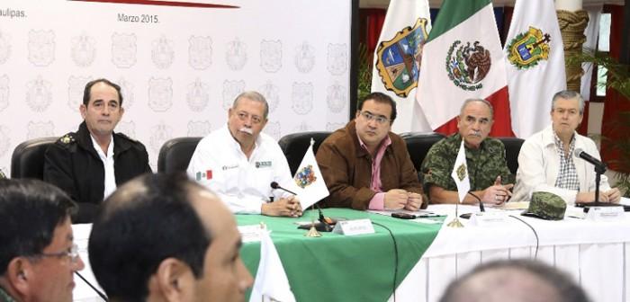 Refuerzan Veracruz y Tamaulipas, seguridad en zona limítrofe
