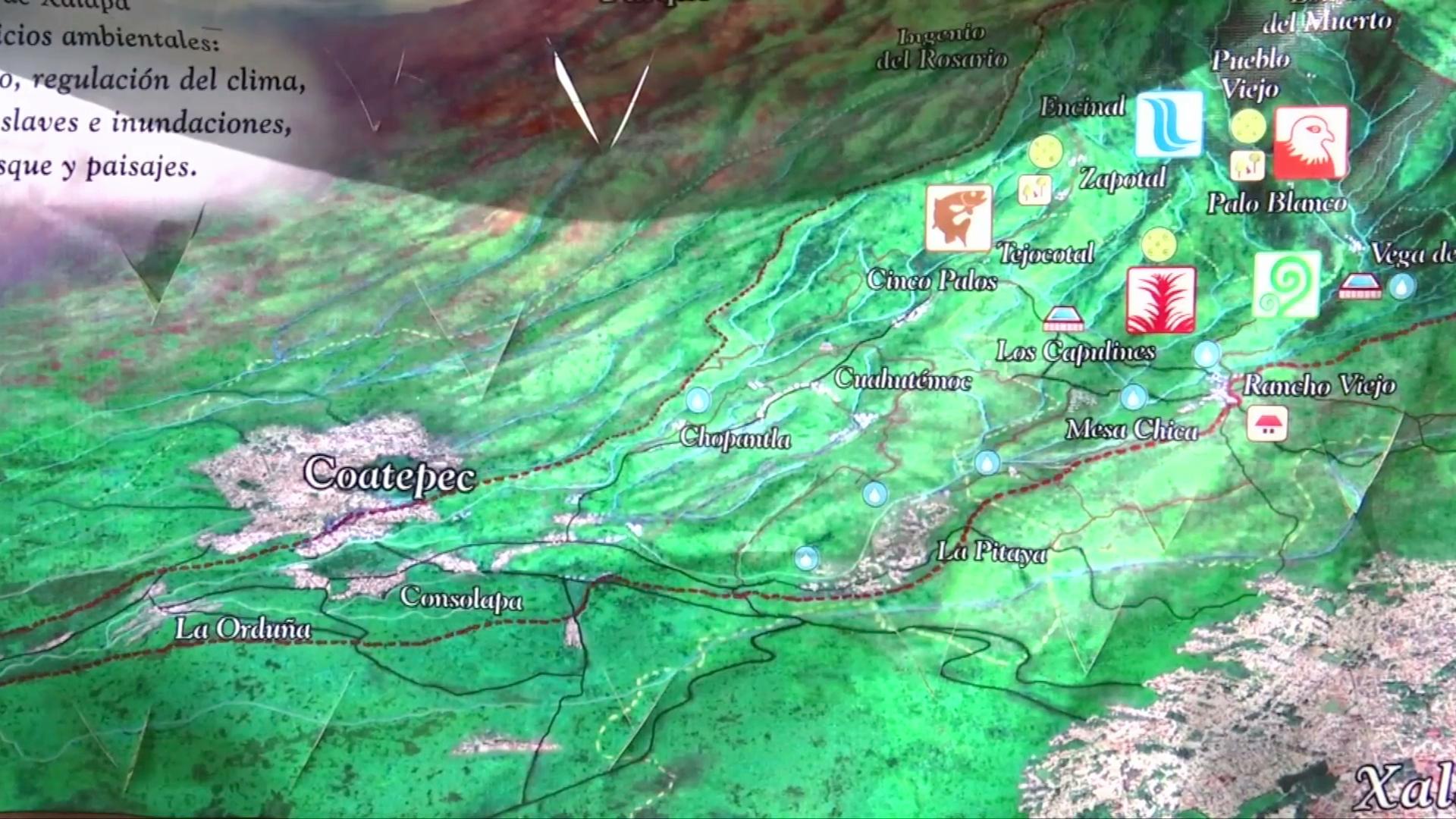 Los agroquímicos podrían contaminar el agua para Xalapa