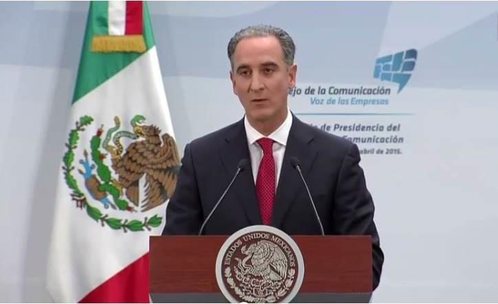 Asume Alejandro Grisi de Lara la presidencia del Consejo de la Comunicación