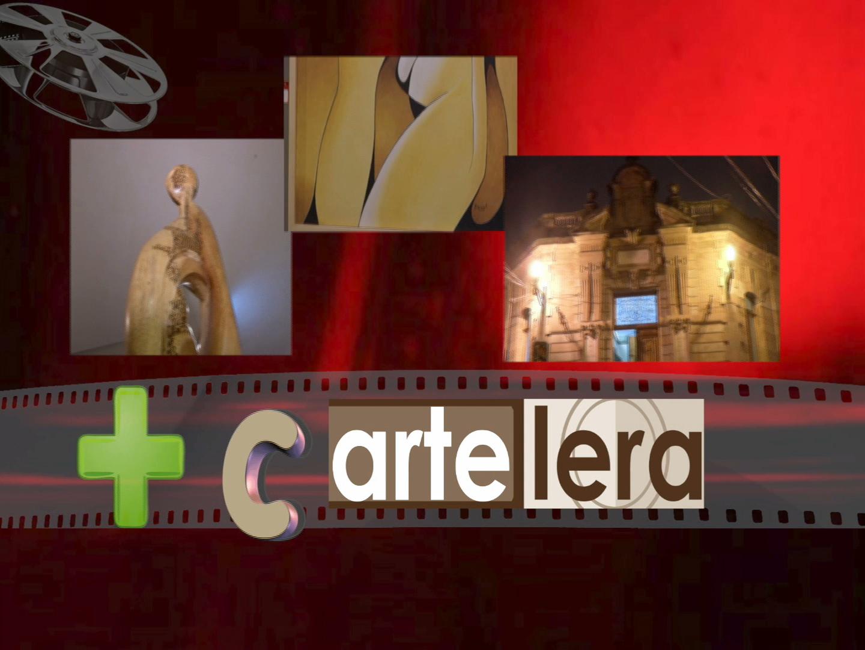 """Cartelera Cultural """"Recrearte"""""""