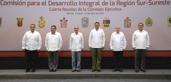 Participa Veracruz en la Conago, en Mérida