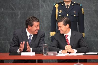 Creció inversión extranjera en México: Peña Nieto