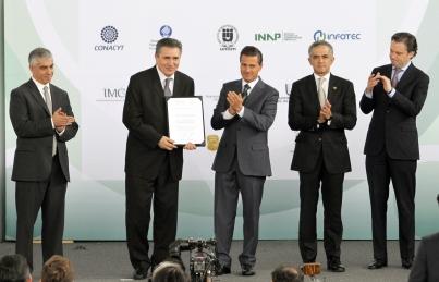 Llama el presidente Peña Nieto a renovar la justicia cotidiana