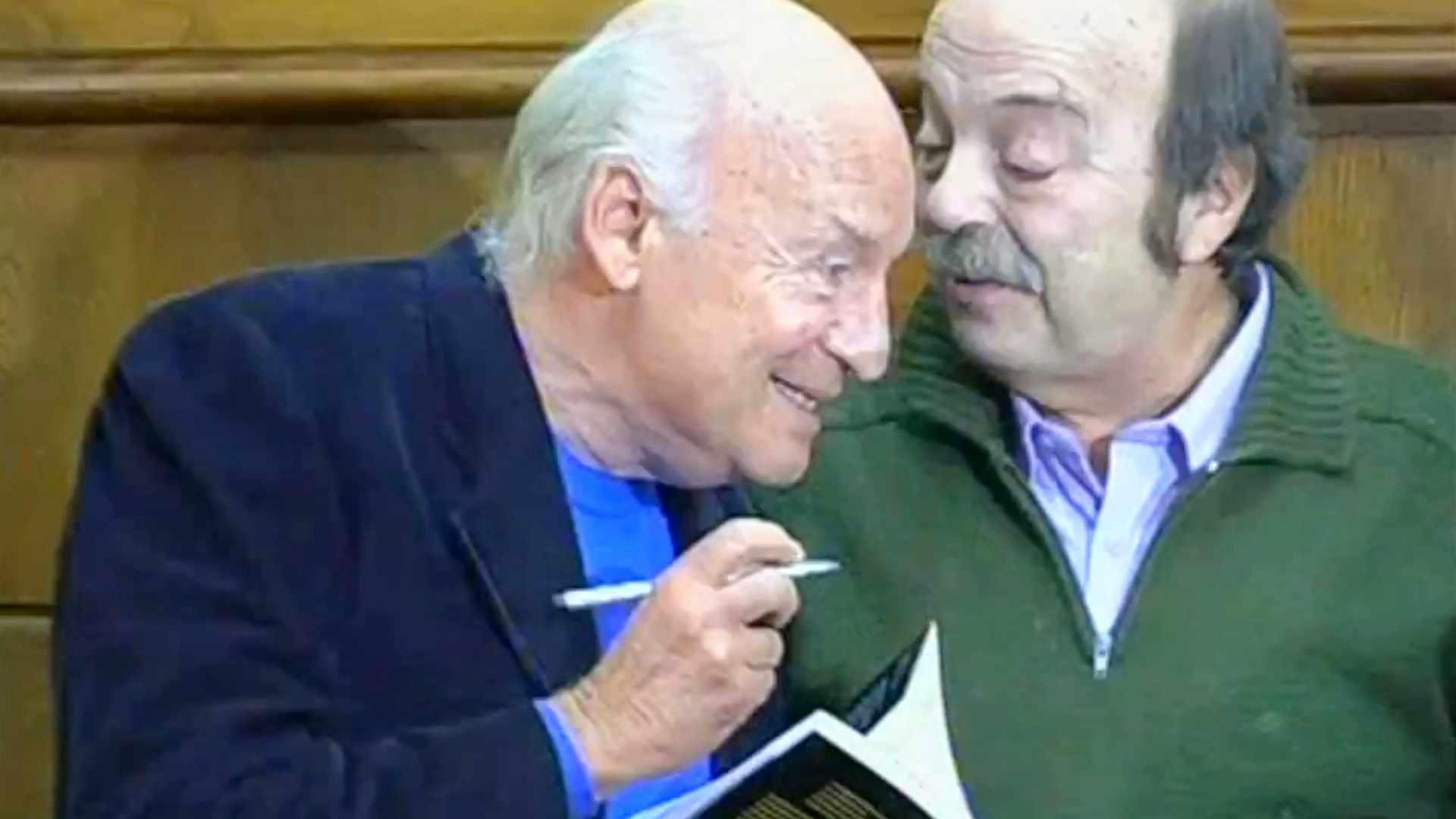 Mueren los escritores Günter Grass y Eduardo Galeano