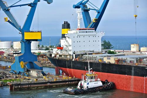 La plataforma petrolera Abkatún Alfa podría ser reparada en el Astillero de Veracruz