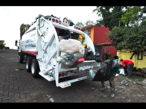 Viernes no habrá servicio de Limpia Pública en Xalapa