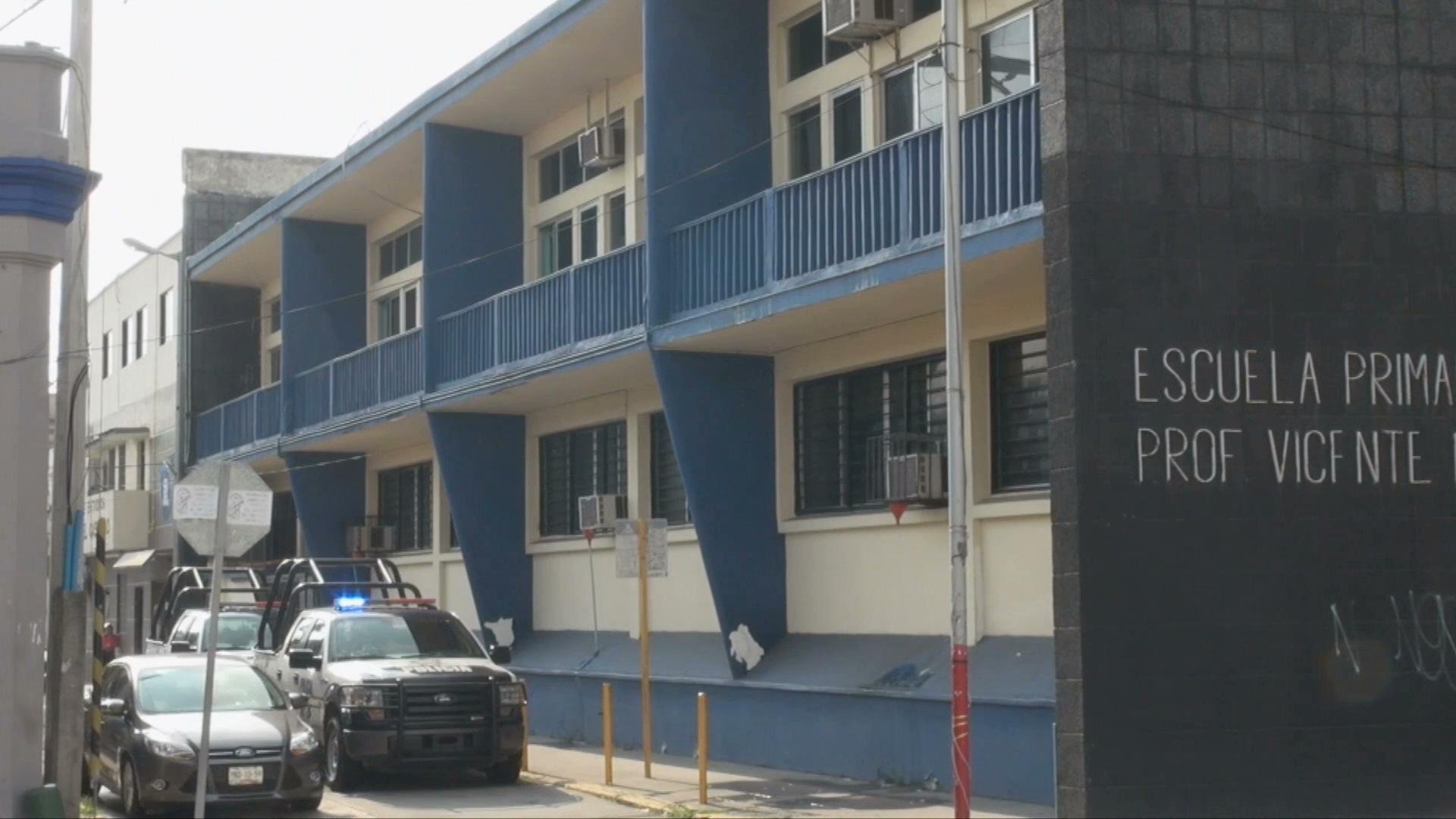 Instalan Comités de Vigilancia en escuelas de Veracruz y Boca del Río, previo a vacaciones